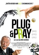 Plug & Pray - German Movie Poster (xs thumbnail)