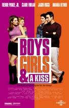 Boys and Girls - German Movie Poster (xs thumbnail)