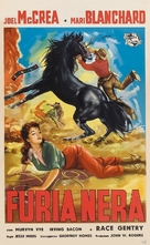 Black Horse Canyon - Italian Movie Poster (xs thumbnail)
