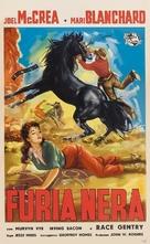 Black Horse Canyon - Italian Movie Poster (xs thumbnail)