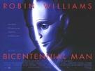 Bicentennial Man - British Movie Poster (xs thumbnail)