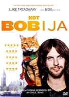 A Street Cat Named Bob - Polish Movie Cover (xs thumbnail)