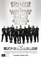The Expendables - Australian Movie Poster (xs thumbnail)