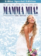 Mamma Mia! - DVD cover (xs thumbnail)