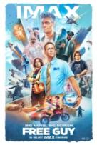 Free Guy - British Movie Poster (xs thumbnail)