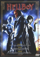Hellboy - Finnish Movie Cover (xs thumbnail)