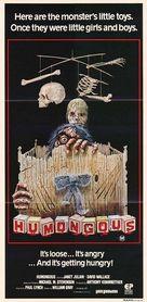 Humongous - Movie Poster (xs thumbnail)