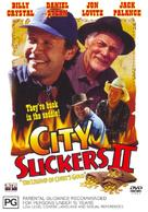 City Slickers II: The Legend of Curly's Gold - Australian Movie Cover (xs thumbnail)
