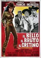 Il bello, il brutto, il cretino - Italian Movie Poster (xs thumbnail)