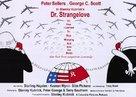 Dr. Strangelove - British Movie Poster (xs thumbnail)