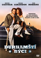 Bull Durham - Czech Movie Cover (xs thumbnail)