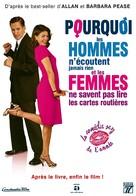 Warum Männer nicht zuhören und Frauen schlecht einparken können - French DVD cover (xs thumbnail)