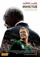 Invictus - Australian Movie Poster (xs thumbnail)