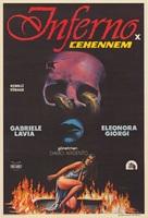 Inferno - Turkish Movie Poster (xs thumbnail)