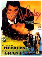 Holiday - Belgian Movie Poster (xs thumbnail)