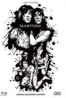 Martyrs - Austrian Blu-Ray movie cover (xs thumbnail)