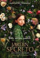 The Secret Garden - Spanish Movie Poster (xs thumbnail)