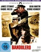 Bandolero! - German Blu-Ray movie cover (xs thumbnail)