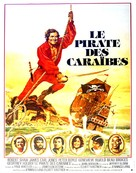 Swashbuckler - French Movie Poster (xs thumbnail)