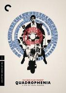 Quadrophenia - DVD cover (xs thumbnail)