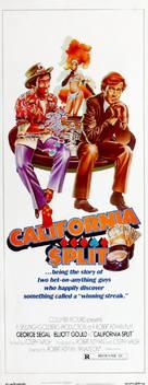 California Split - Movie Poster (xs thumbnail)