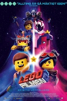 The Lego Movie 2: The Second Part - Swedish Movie Poster (xs thumbnail)