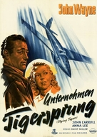 Flying Tigers - German Movie Poster (xs thumbnail)