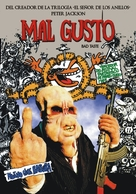 Bad Taste - Argentinian Movie Poster (xs thumbnail)