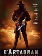 The Musketeer - French Movie Poster (xs thumbnail)