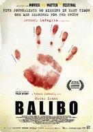 Balibo - Dutch Movie Poster (xs thumbnail)