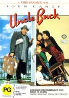 Uncle Buck - New Zealand DVD movie cover (xs thumbnail)