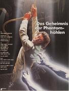 What Waits Below - German Movie Poster (xs thumbnail)