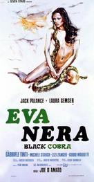 Eva nera - Italian Movie Poster (xs thumbnail)
