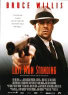Last Man Standing - Danish Movie Poster (xs thumbnail)
