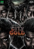 City of Gold - Indian Movie Poster (xs thumbnail)