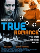 True Romance - German Movie Poster (xs thumbnail)
