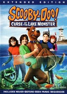 Scooby-Doo! Curse of the Lake Monster - DVD cover (xs thumbnail)