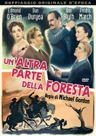 Another Part of the Forest - Italian DVD movie cover (xs thumbnail)
