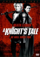 A Knight's Tale - DVD cover (xs thumbnail)