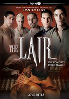 """""""The Lair"""" - DVD movie cover (xs thumbnail)"""