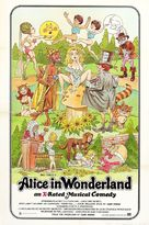 Alice in Wonderland: An X-Rated Musical Fantasy - Movie Poster (xs thumbnail)
