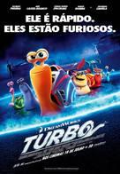 Turbo - Portuguese Movie Poster (xs thumbnail)