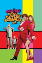 Austin Powers: The Spy Who Shagged Me - DVD movie cover (xs thumbnail)