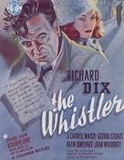 The Whistler - Movie Poster (xs thumbnail)