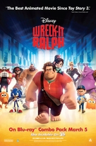 Wreck-It Ralph - Video release movie poster (xs thumbnail)