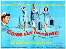 Come Fly with Me - British Movie Poster (xs thumbnail)