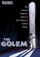 Der Golem, wie er in die Welt kam - Movie Cover (xs thumbnail)