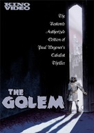 Der Golem, wie er in die Welt kam - Movie Cover (xs thumbnail)
