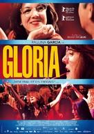 Gloria - German Movie Poster (xs thumbnail)