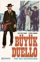 Il grande duello - Turkish Movie Poster (xs thumbnail)